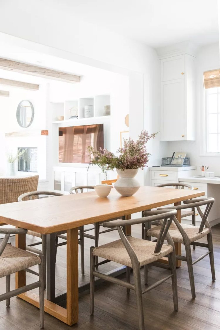 Farmhouse Chic - Dining Rooms that Will Take You to the Countryside farmhouse chic Farmhouse Chic – Dining Rooms that Will Take You to the Countryside Farmhouse Chic Dining Rooms that Will Take You to the Countryside 6