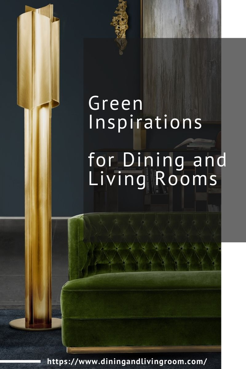 Green Inspirations for Dining and Living Rooms green Green Inspirations for Dining and Living Rooms Green Inspirations for Dining and Living Rooms 1 1