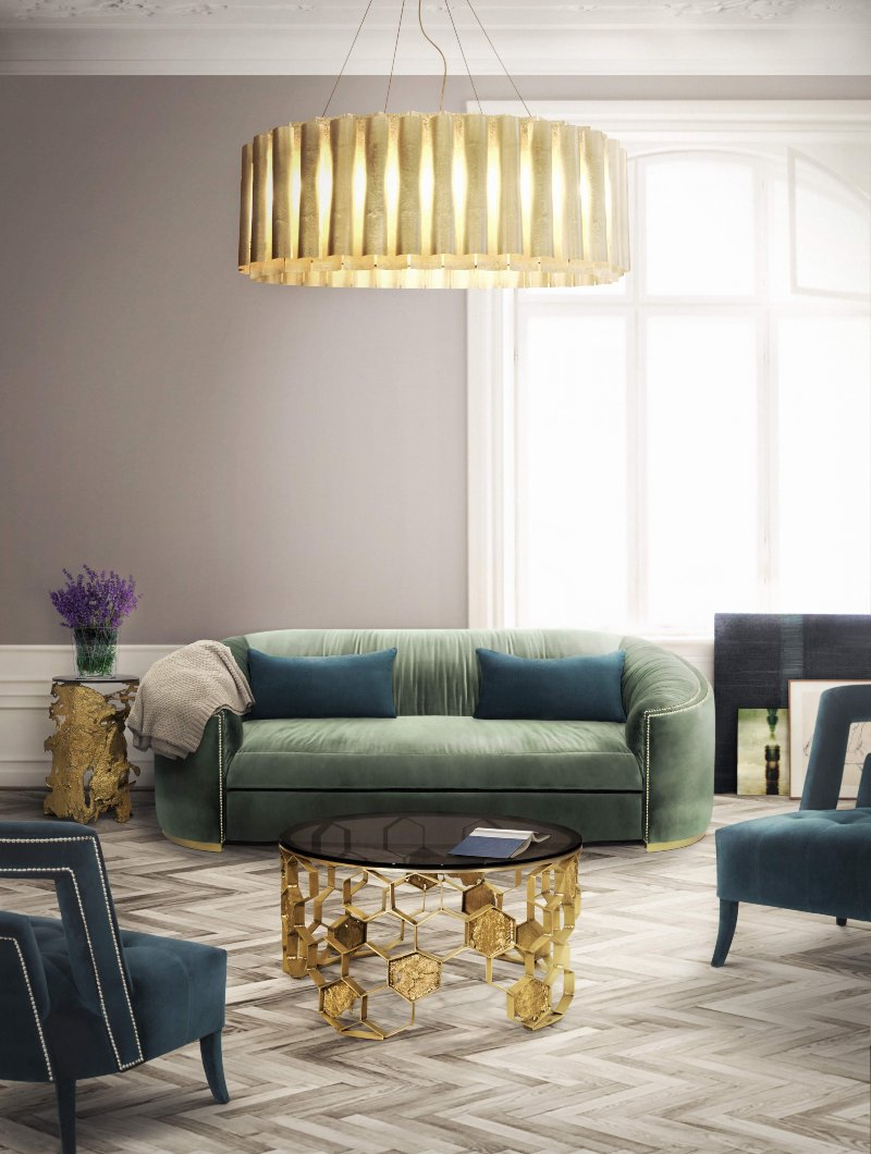 Green Inspirations for Dining and Living Rooms green Green Inspirations for Dining and Living Rooms Green Inspirations for Dining and Living Rooms 7