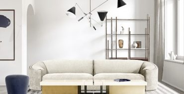 Modern Minimal Dining and Living Rooms, The Design Guide