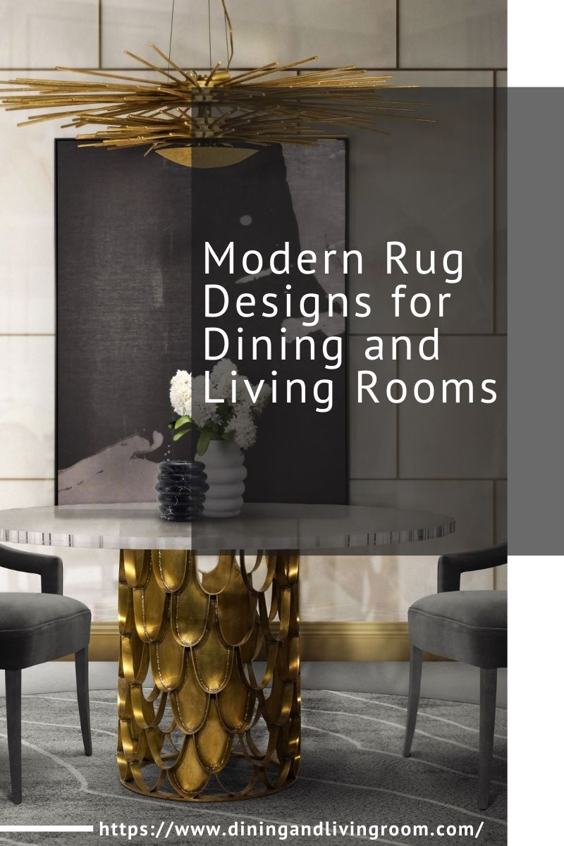 Modern Rug Designs for Dining and Living Rooms modern rug Modern Rug Designs for Dining and Living Rooms Modern Rug Designs for Dining and Living Rooms 1 1