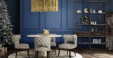 Holiday Decoration Ideas for Dining and Living Rooms holiday decoration ideas Holiday Decoration Ideas for Dining and Living Rooms Holiday Decoration Ideas for Dining and Living Rooms 370x190