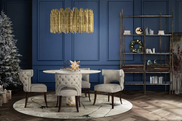 Holiday Decoration Ideas for Dining and Living Rooms holiday decoration ideas Holiday Decoration Ideas for Dining and Living Rooms Holiday Decoration Ideas for Dining and Living Rooms