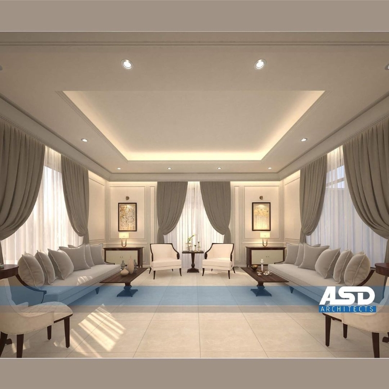 asd architects Modern Dining and Living Room Ideas by ASD Architects 9 ASD Architects